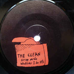 LAST 1 The Clean - Getting Older (1982)