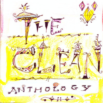 FN468 The Clean - Anthology (2002)