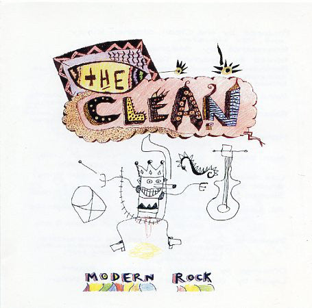 FN292 The Clean - Modern Rock (1994)
