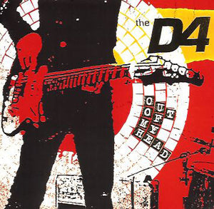 FN491 The D4 - Out Of My Head (2005)