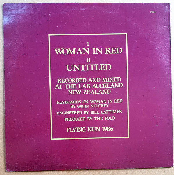 FN056 The Fold - Woman In Red (1986)
