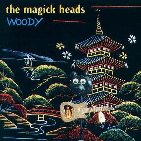FN391 The Magick Heads - Woody (1997)