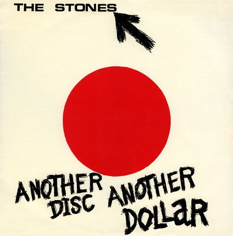 BUCK001 The Stones - Another Disc Another Dollar (1983)