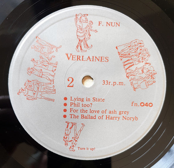 FN040 The Verlaines - Hallelujah All The Way Home (1985)