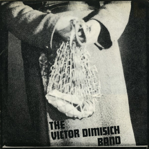VD 1 The Victor Dimisich Band - The Victor Dimisich Band (1983)