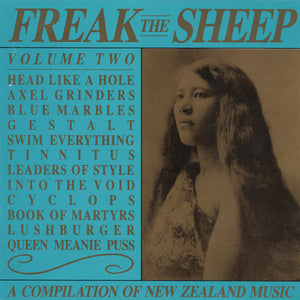 FN226 Various - Freak The Sheep Volume Two ‎(1992)