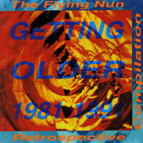 FN209 Various - Getting Older 1981-1991 (1991)