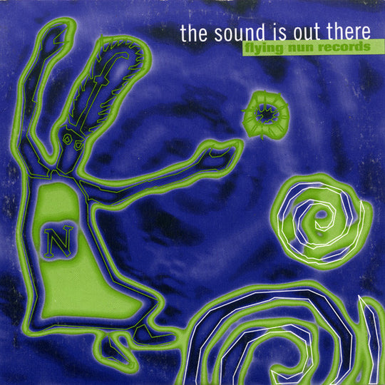 FN334 Various - The Sound Is Out There ‎(1995)