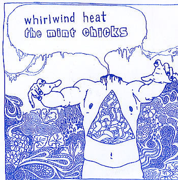 FN481 Whirlwind Heat / The Mint Chicks - 2003 Tour Split ‎(2003)