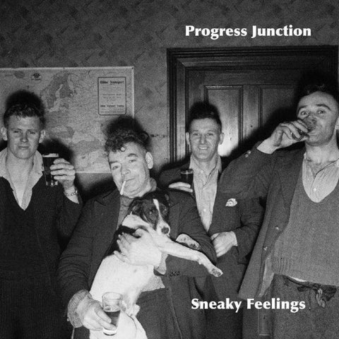 Sneaky Feelings - Progress Junction ‎(2017)