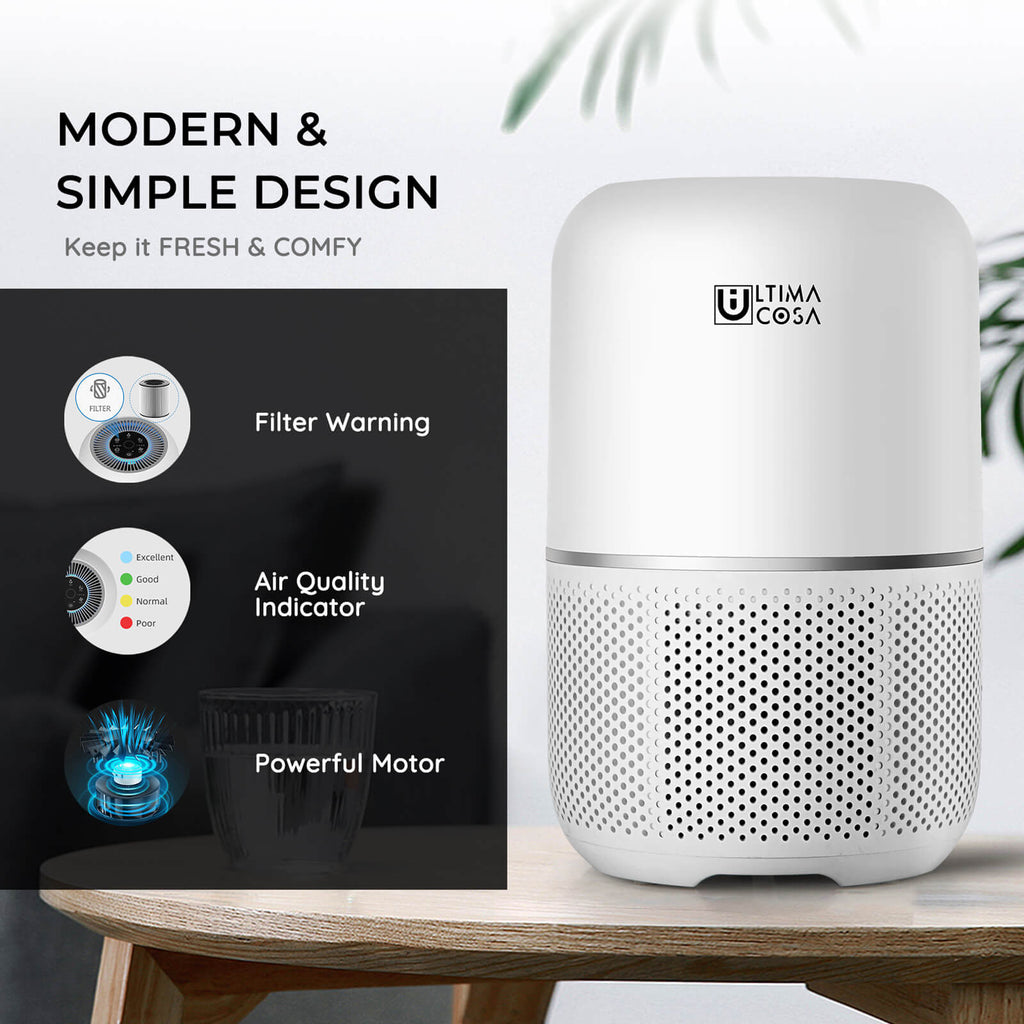 best air purifier with uvc
