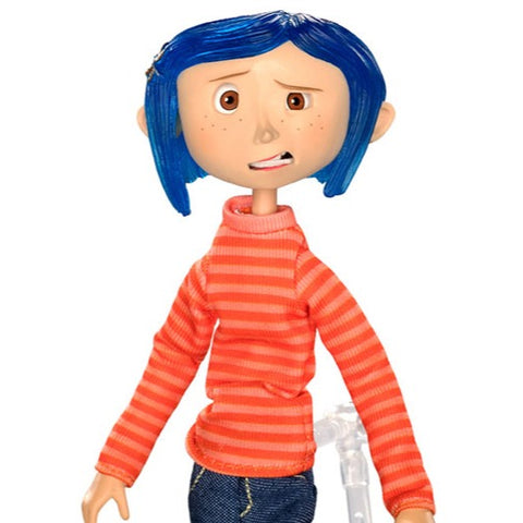 Coraline (Striped Shirt) Articulated Figure