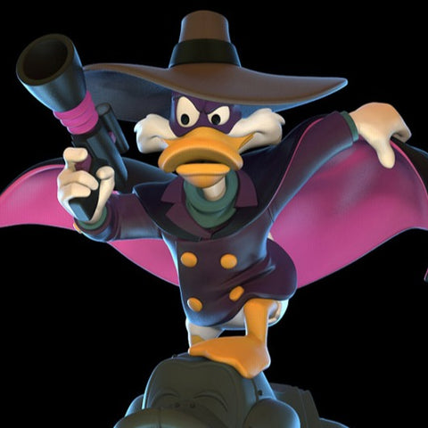 Darkwing Duck Q-Fig Darkwing Duck
