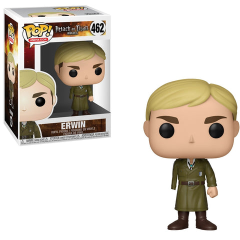 Attack on Titan Erwin One-Armed Pop! Vinyl Figure #462