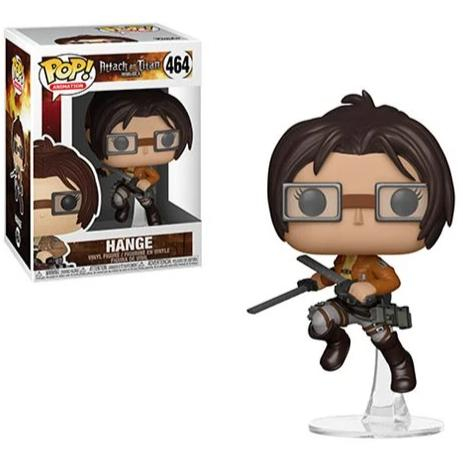 Attack on Titan Hange Pop! Vinyl Figure #464
