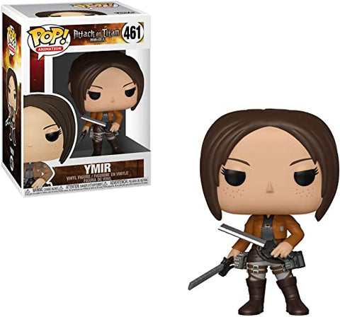 Attack on Titan Ymir Pop! Vinyl Figure #461