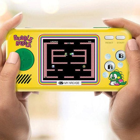 Bubble Bobble Pocket Player