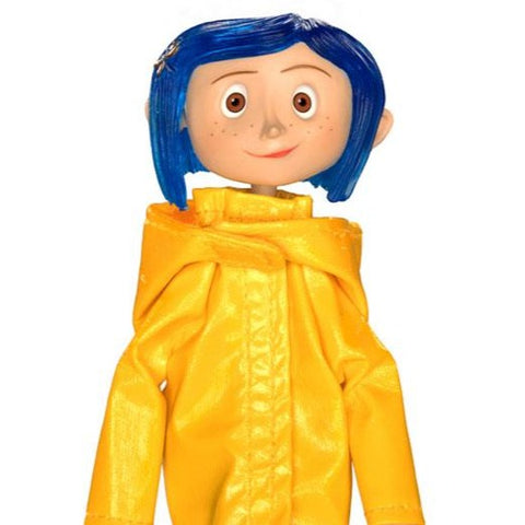 Coraline (Raincoat) Articulated Figure