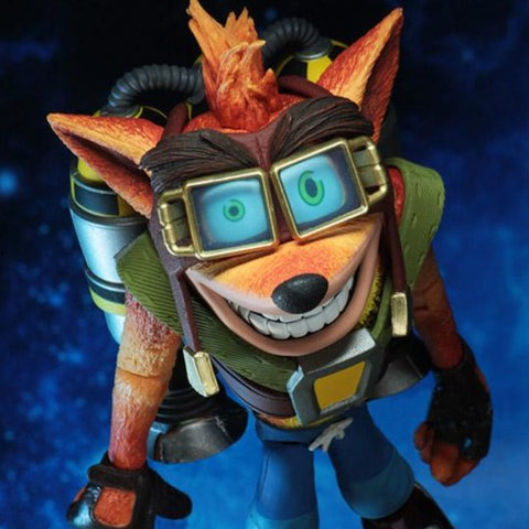Crash Bandicoot Crash With Jetpack Deluxe