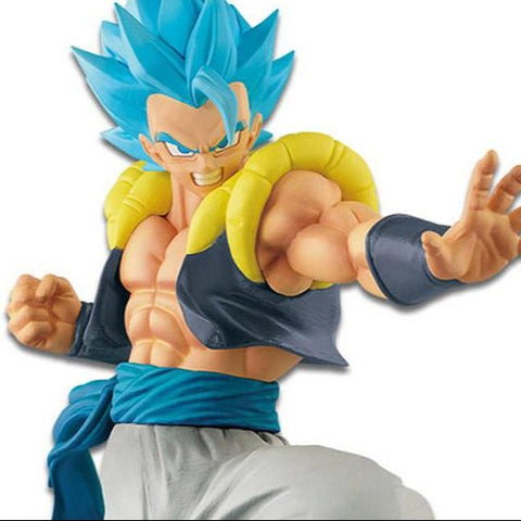 Dragon Ball Super Broly Ultimate Soldiers (The Movie) Vol. 4 Super Saiyan Blue Gogeta