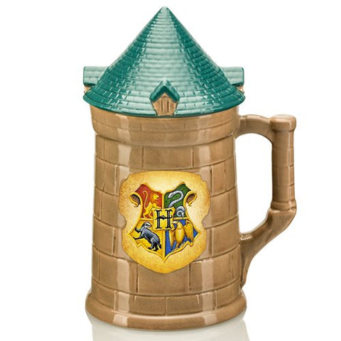 Harry Potter Hogwarts Castle 30 oz. Lidded Mug