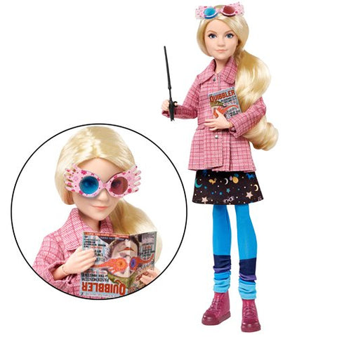 Harry Potter Wizarding World Luna Lovegood Doll