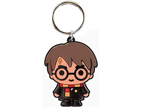 PVC Keyring Harry Potter Soft Touch