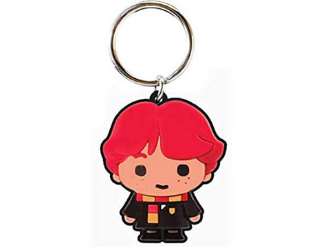 PVC Keyring Harry Potter Ron Soft Touch