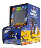 Space Invaders Collectible Retro Micro Player