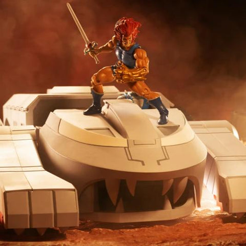 ThunderCats Ultimates Thundertank