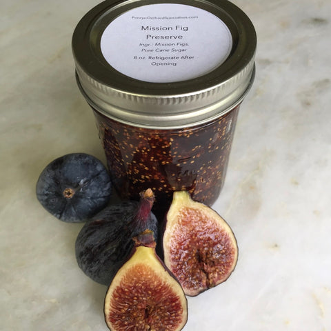 Mission Fig Preserve