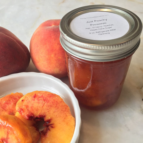 Just Peachy Preserve
