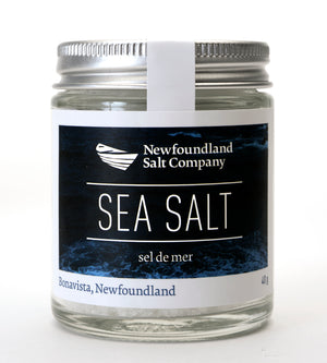 Newfoundland Sea Salt – 40 g