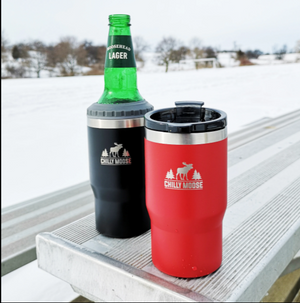 Chilly Moose - Brent 4 In One Insulator and Tumbler