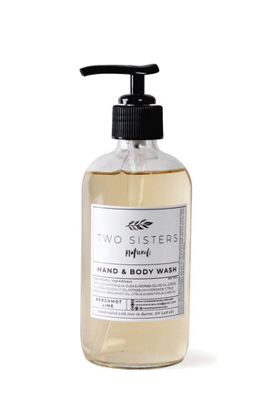 Two Sisters Hand & Body Wash