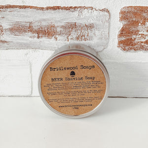 Bridlewood - Beer Shaving Soap