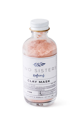 Two Sisters - Clay Mask