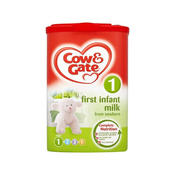 Cow & Gate First Infant Milk 900g