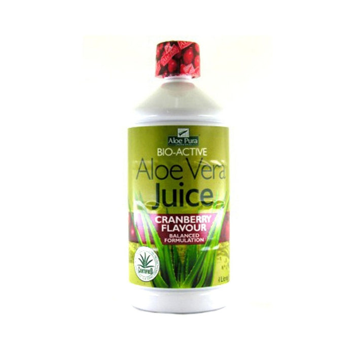 Aloe Vera Juice 500ml Cranberry