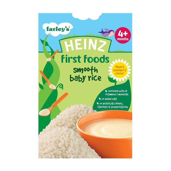 Farley First Pure Baby Rice
