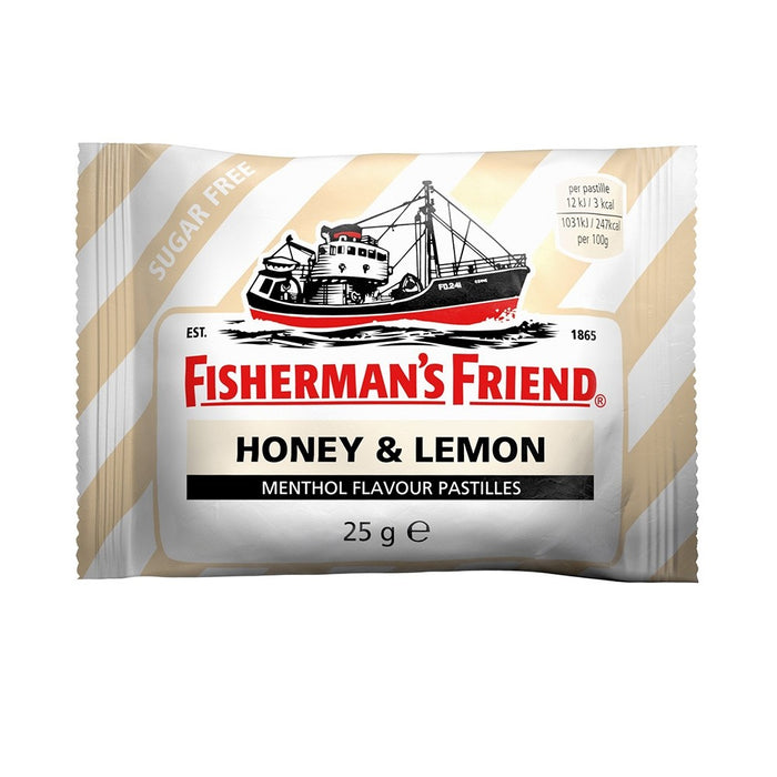 Fishermans Friend Sach Honey/Lemon