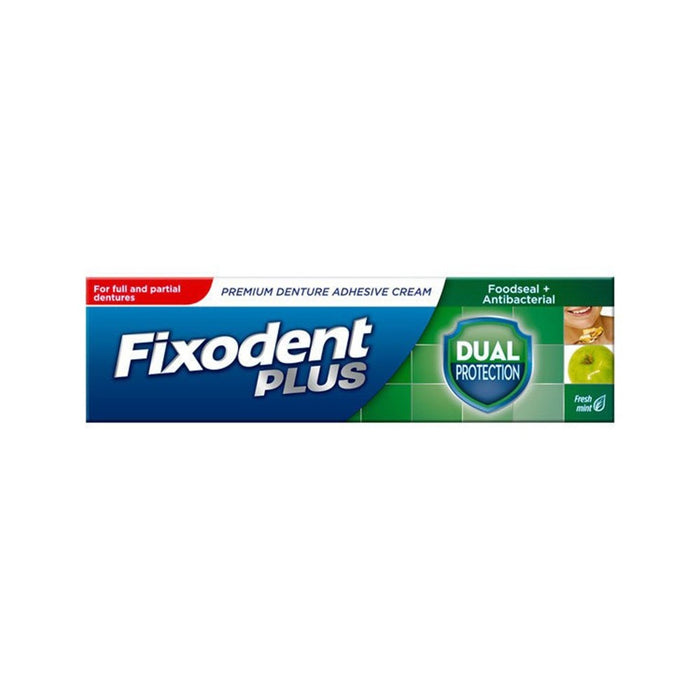 Fixodent Cream Dual Protection