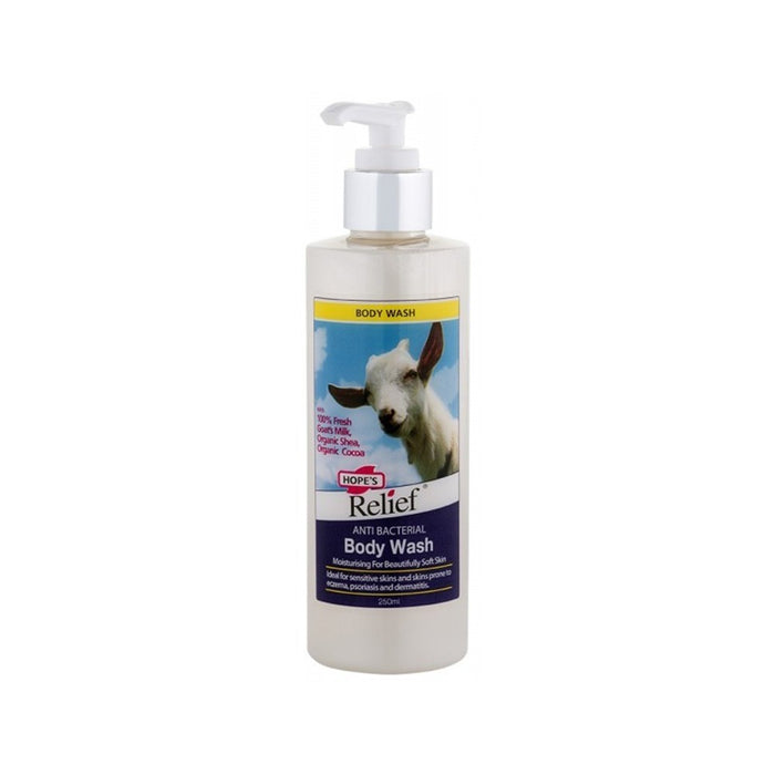 Hope'S Relief Goats  Milk Body Wash