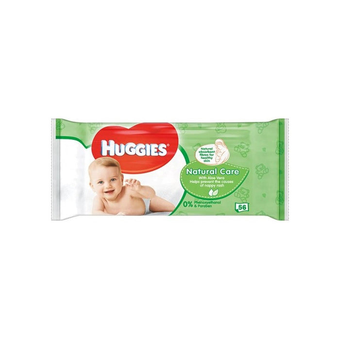 Huggies Baby Wipes Nat Care
