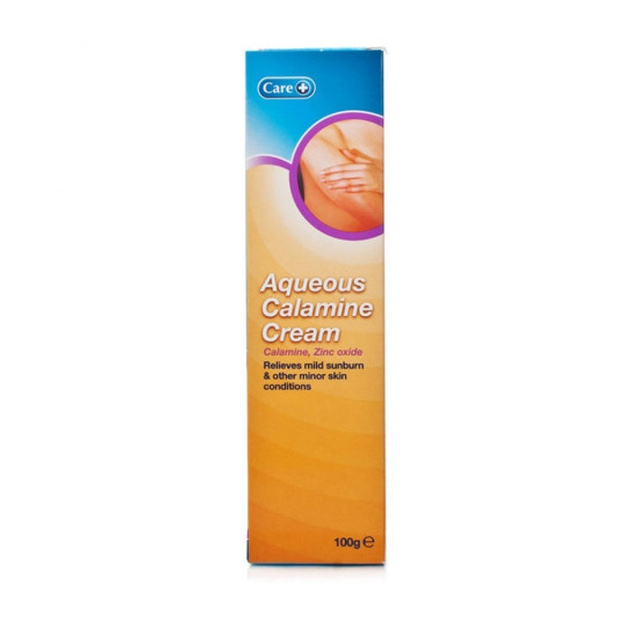 Aqueous Calamine Cream 100gm Tube