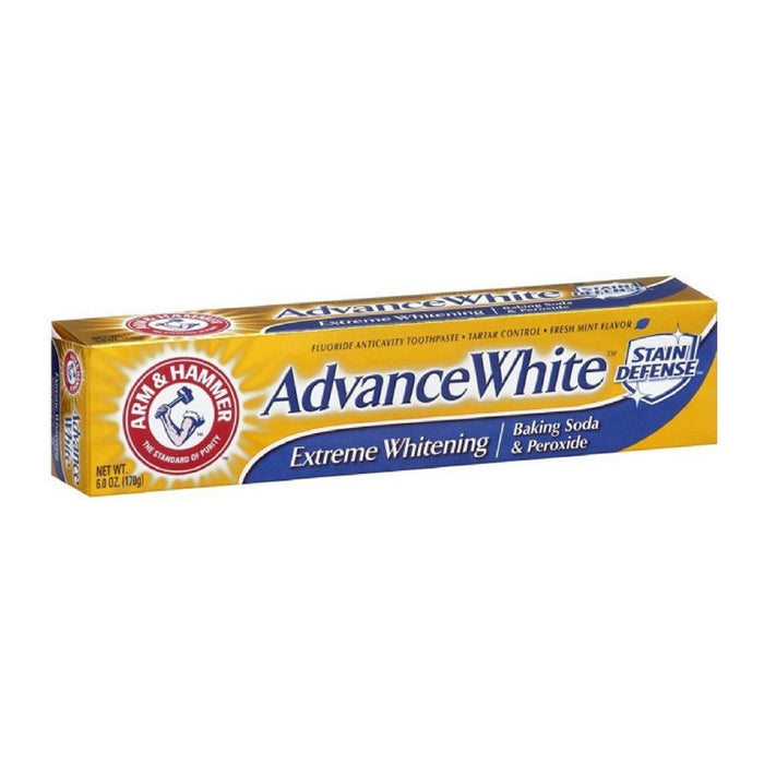 Arm & Hammer 125Gm Advance White