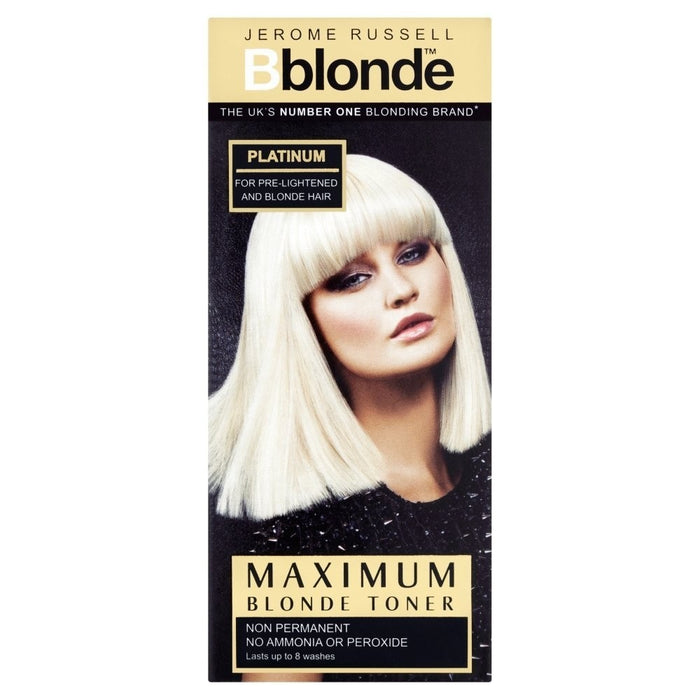 Jerome Russell B Blonde Platinum
