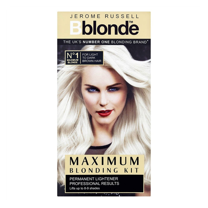 Jerome Russell B Blonde Maxi Lift Kit Blonding