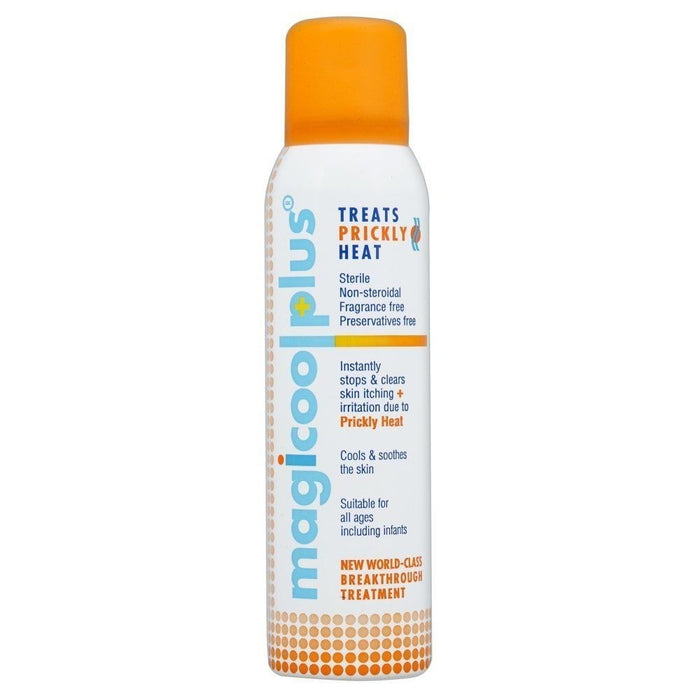 Magicool Plus Prickly Heat Spray