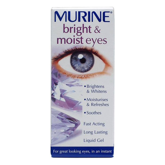 Murine Drops Bright & Moist Eyes